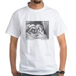 Dore's Red Riding Hood White T-Shirt