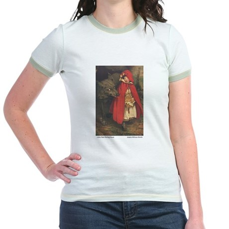 Smith's Red Riding Hood Jr. Ringer T-Shirt