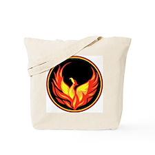 Stylish Phoenix Tote Bag