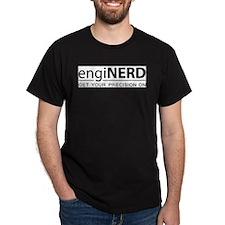 engiNERDPBlack T-Shirt