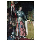 Joan of Arc (1412-31) at the Coronation of King Ch