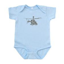 Kiowa Infant Bodysuit
