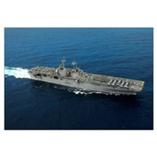 Amphibious assault ship USS Kearsarge