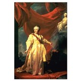 Portrait of Catherine the Great as Lawgiver in the