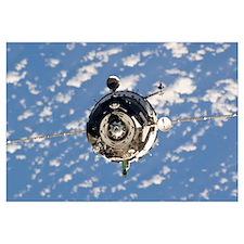 The Soyuz TMA 01M spacecraft