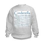 Cinderella Around the World Kids Sweatshirt