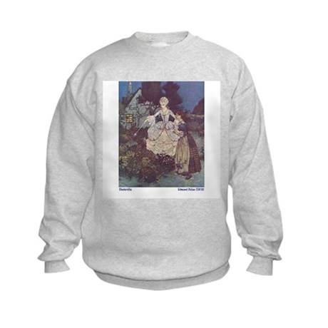 Dulac's Cinderella & Godmother Kids Sweatshirt