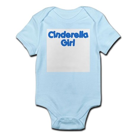 Cinderella Girl Infant Creeper