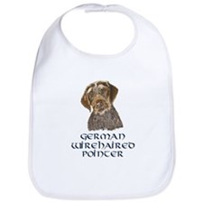 German Wirehaired Pointer Bib