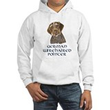 German Wirehaired Pointer Jumper Hoody