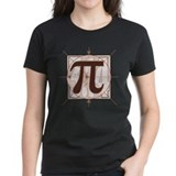 Pi Sign Drawing Tee