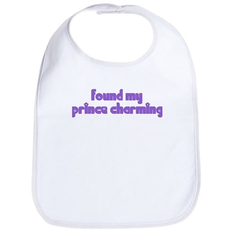 Found My Prince Charming Bib