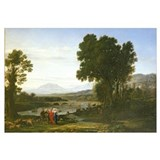 Landscape with Jacob and Laban and Laban's Daughte