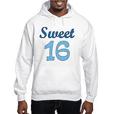 Sweet 16 Sixteen Hoodie