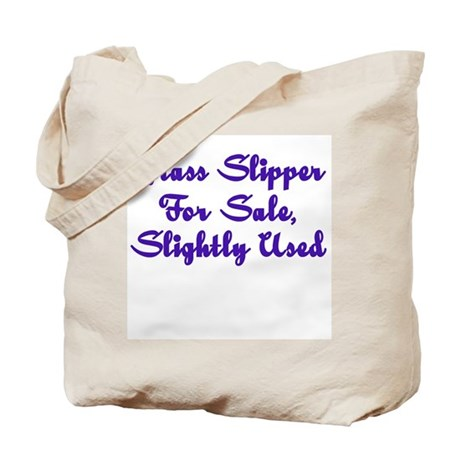 Glass Slipper For Sale Tote Bag
