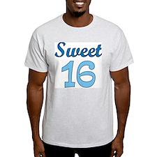 Sweet Sixteen Ash Grey T-Shirt