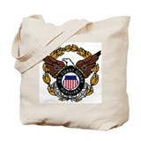 USCG Auxiliary Image&lt;BR&gt; Tote Bag