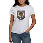 Taylor Clan Crest Tartan Women's T-Shirt