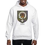 Taylor Clan Crest Tartan Hooded Sweatshirt