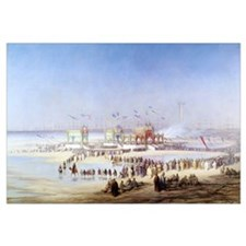 The Inauguration of the Suez Canal by the Empress