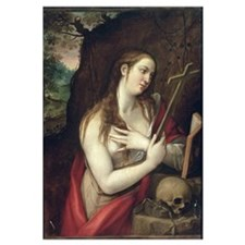 The Penitent Magdalene, 1579