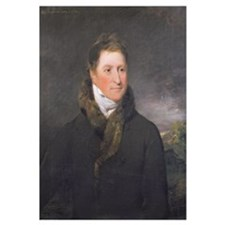 Portrait of Greswold Lewis (d.1819) of Malvern Hal