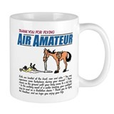 Air Amateur Small Mug