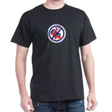 Ban Republican Sex Black T-Shirt