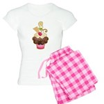 Scrumptious Cupcake Women's Light Pajamas