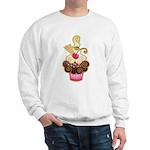 Scrumptious Cupcake Sweatshirt