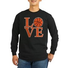 Basketball LOVE T