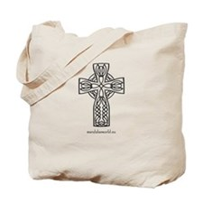 Celtic Cross n4 Dark Tote Bag