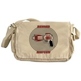 Ronald Ray Gun Messenger Bag