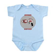 Ronald Ray Gun Infant Bodysuit