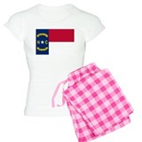 North Carolina State Flag Pajamas