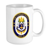 Navy Submariner SSN-22 Mug
