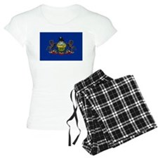 Pennsylvania State Flag Pajamas
