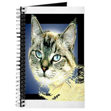 Blue Eyed Kitten Journal