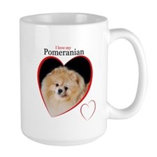 Pom Love Coffee Mug