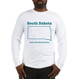 South Dakota: Closer than North Dakota Long Sleeve