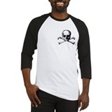 Skull & Cross Bones Baseball Jersey