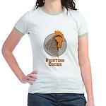 Fighting Cocks Jr. Ringer T-Shirt