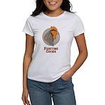 Fighting Cocks Women's T-Shirt