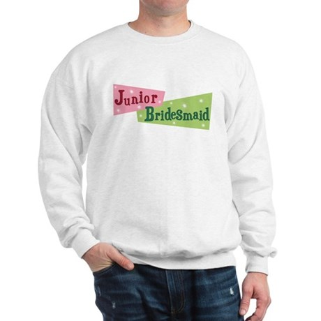 Retro Junior Bridesmaid Sweatshirt