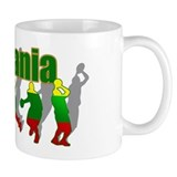Lithuanian Basketball Mug