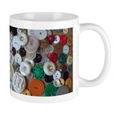 Button Collection Mug