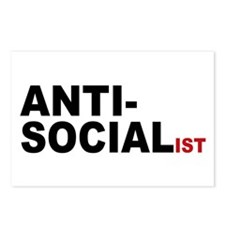 Anti Socialist Postcards (Package of 8)