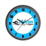 iSwim Wall Clock
