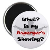 What? Asperger's Magnet