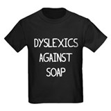 Dyslexics Against SOAP (SOPA) T